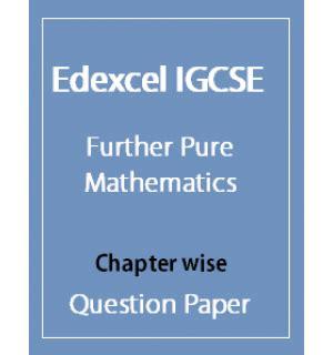 Edexcel IGCSE Mathematics A Past Papers